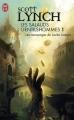 Couverture Les Salauds Gentilshommes, tome 1 : Les Mensonges de Locke Lamora Editions J'ai Lu (Fantasy) 2013