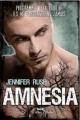 Couverture Amnesia, tome 1 Editions Albin Michel (Jeunesse - Wiz) 2013
