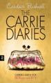 Couverture Le Journal de Carrie, tome 1 Editions Cbt 2012