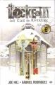Couverture Locke & Key, tome 4 : Les Clés du Royaume Editions Milady (Graphics) 2013