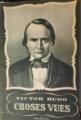 Couverture Choses vues Editions Hachette 1950