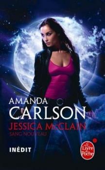 Couverture Jessica McClain, tome 1 : Sang nouveau
