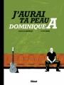 Couverture J'aurai ta peau, Dominique A Editions Glénat (1000 feuilles) 2013