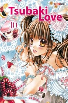 Couverture Tsubaki love, tome 10