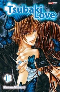 Couverture Tsubaki love, tome 11