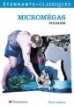 Couverture Micromégas Editions Flammarion (GF - Etonnants classiques) 2006