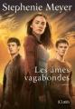 Couverture Les âmes vagabondes Editions JC Lattès 2013