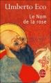 Couverture Le Nom de la rose Editions Le Livre de Poche 2011