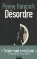 Couverture Désordre Editions Sonatine 2013