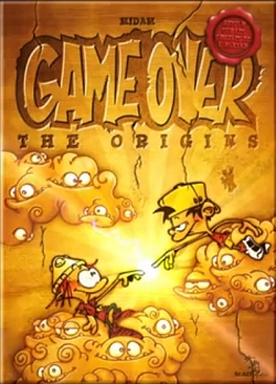 Couverture Game Over : The Origins