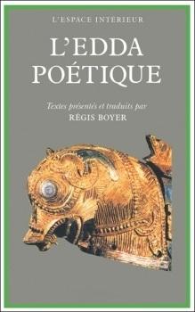 Couverture L'Edda poétique