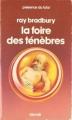 Couverture La foire des ténèbres Editions Denoël (Présence du futur) 1979