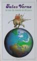Couverture Le tour du monde en quatre-vingts jours / Le tour du monde en 80 jours Editions Flammarion (GF) 1978