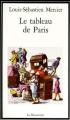 Couverture Le tableau de Paris (abrégé) Editions La découverte (Poche) 1992
