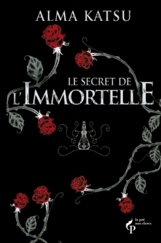Couverture Le secret de l'immortelle, tome 1