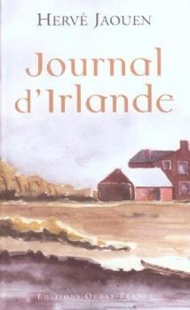Couverture Journal d'Irlande