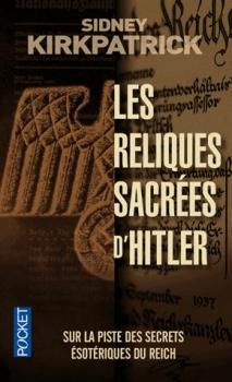 Couverture Les reliques sacrées d'Hitler