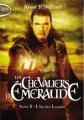 Couverture Les chevaliers d'émeraude, tome 05 : L'île des lézards Editions Michel Lafon (Poche) 2013
