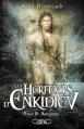 Couverture Les héritiers d'Enkidiev, tome 05 : Abussos Editions Michel Lafon 2013