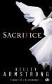 Couverture Femmes de l'Autremonde, tome 07 : Sacrifice Editions Milady 2012