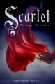 Couverture Chroniques lunaires, tome 2 : Scarlet Editions Puffin Books 2013
