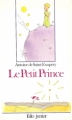Couverture Le petit prince Editions Folio  (Junior) 1995