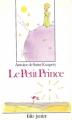 Couverture Le petit prince Editions Folio  (Junior) 1995