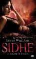 Couverture Sidhe, tome 2 : Éclats de chaos Editions Milady 2013