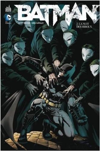 Couverture Batman (Renaissance), tome 2 : La nuit des hiboux