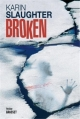 Couverture Broken Editions Grasset 2013