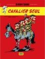 Couverture Les Aventures de Lucky Luke (d'après Morris), tome 5 : Cavalier Seul Editions Lucky Comics 2012