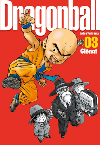 Couverture Dragon Ball, perfect, tome 03