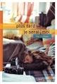 Couverture Plus tard je serai moi Editions du Rouergue (doAdo) 2013