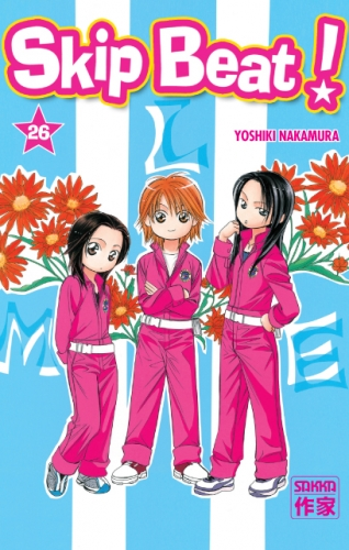 Couverture Skip Beat!, tome 26