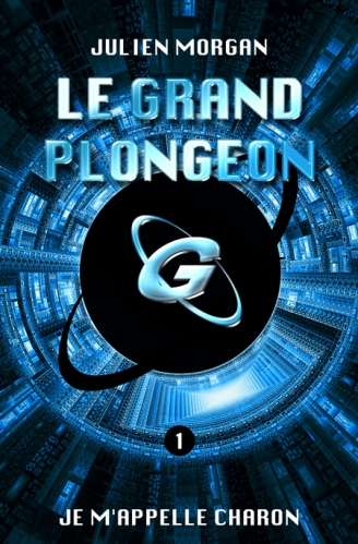 Couverture Le Grand Plongeon, tome 1 : Je m'appelle Charon