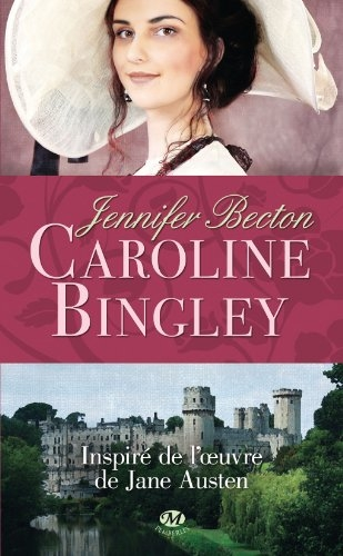Couverture Caroline Bingley