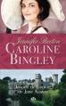 Couverture Caroline Bingley Editions Milady (Pemberley) 2013