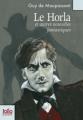 Couverture Le Horla et autres récits Editions Folio  (Junior) 2003