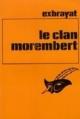 Couverture Le clan Morembert Editions Le Masque 1990