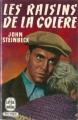 Couverture Les raisins de la colère Editions Le Livre de Poche 1968