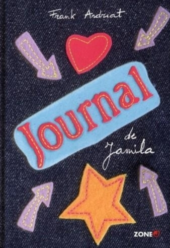 Couverture Journal de Jamila