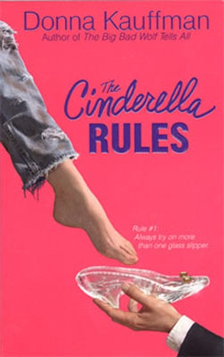 Couverture The Cinderella rules