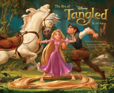 Couverture The Art of Tangled