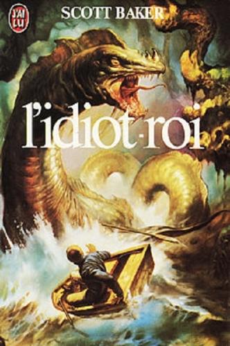 Couverture L'Idiot-Roi