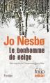 Couverture Inspecteur Harry Hole, tome 07 : Le Bonhomme de neige Editions Folio  (Policier) 2011