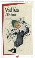 Couverture L'enfant Editions Flammarion (GF) 2007