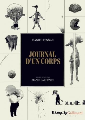 Couverture Journal d'un corps (BD)