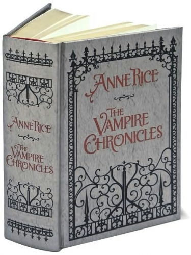 Couverture The Vampire Chronicles: Interview with a Vampire, The Vampire Lestat, and The Queen of the Damned