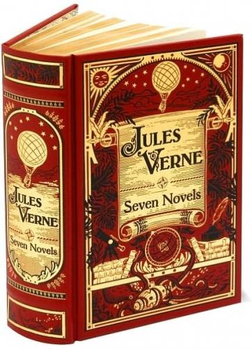 Jules Verne Seven Novels Livraddict