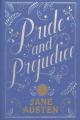 Couverture Orgueil et Préjugés Editions Barnes & Noble (Leatherbound Classic Series) 2015